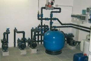 horse water walker filtration
