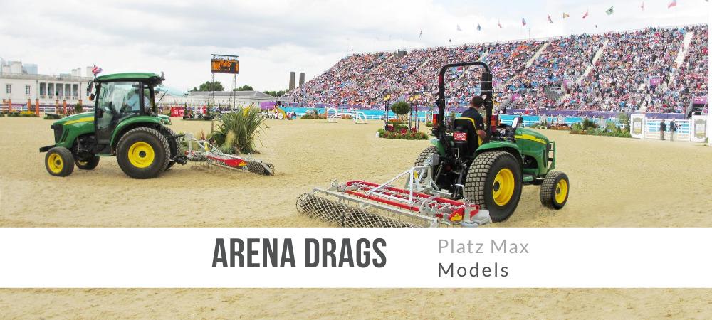 arena drag header