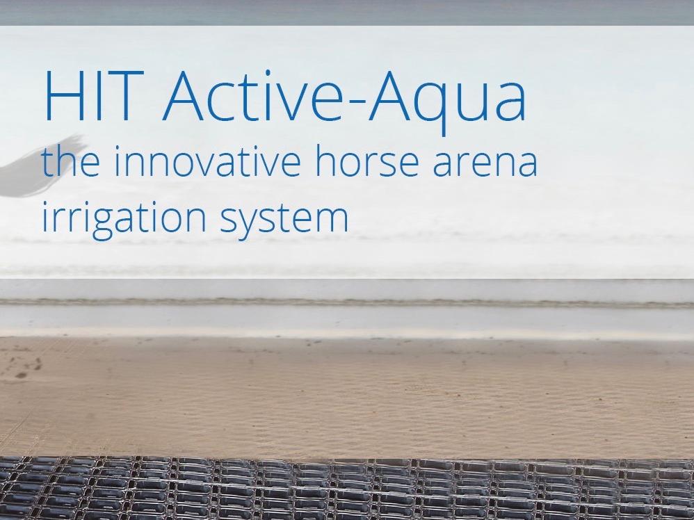 Arena Base Products HIT Active-Aqua