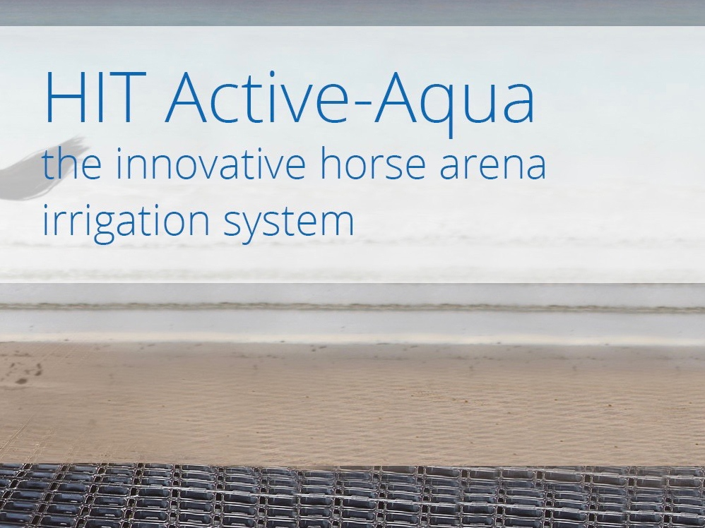 Arena Base Products HIT Active-Aqua Underground Watering System