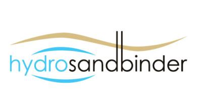 Hydro SandBinder Logo