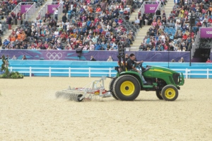 Arena Drag at the Olympics