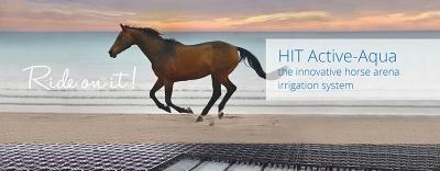 Active Aqua Horse Arena Irrigation System