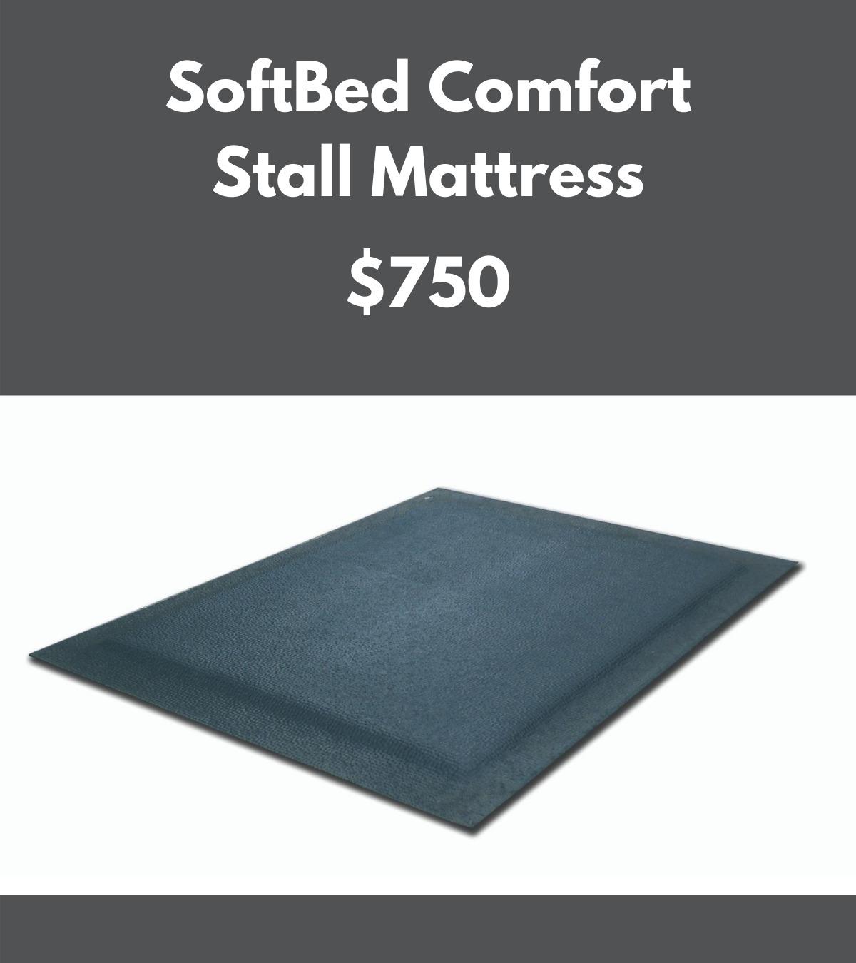 stall mattress