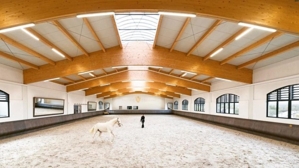 horse arena kickboards