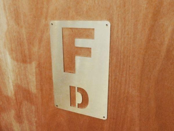 kick wall dressage letters